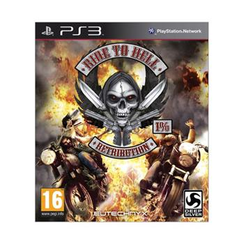 Ride to Hell: Retribution [PS3] - BAZÁR (použitý tovar)