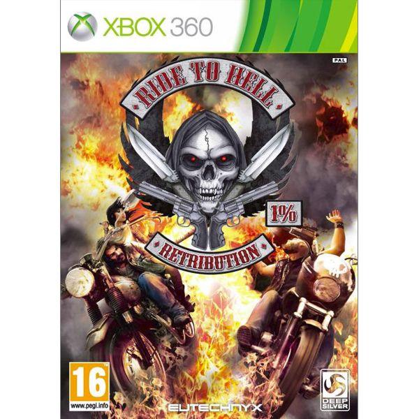 Ride to Hell: Retribution [XBOX 360] - BAZÁR (použitý tovar)