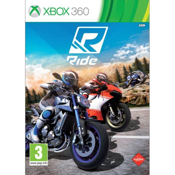 Ride [XBOX 360] - BAZÁR (použitý tovar)