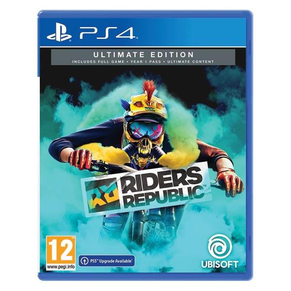 Riders Republic (Ultimate Edition) PS4