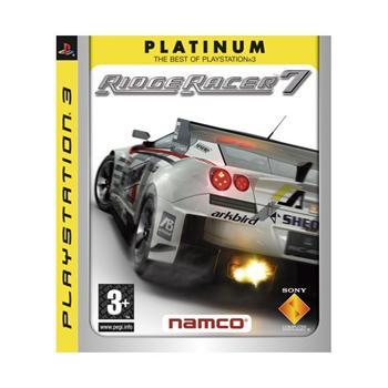 Ridge Racer 7 [PS3] - BAZÁR (použitý tovar)
