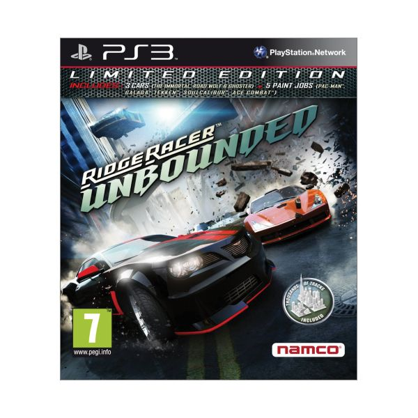 Ridge Racer: Unbounded (Limited Edition)