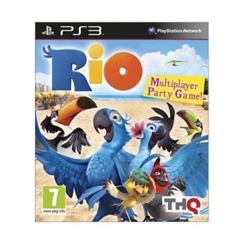 Rio [PS3] - BAZÁR (použitý tovar)