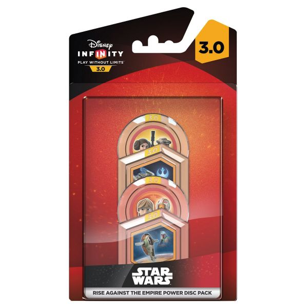 Rise Against the Empire Power Disc Pack (Disney Infinity 3.0: Play Without Limits)