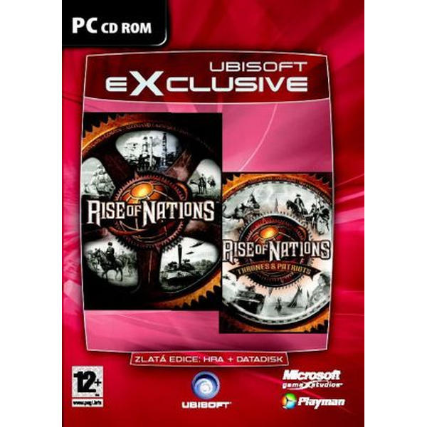 Rise of Nations (Zlat� Ed�cia)