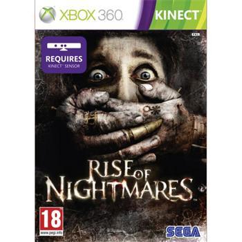 Rise of Nightmares [XBOX 360] - BAZÁR (použitý tovar)