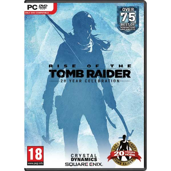 Rise of the Tomb Raider (20 Year Celebration Edition) + Artbook