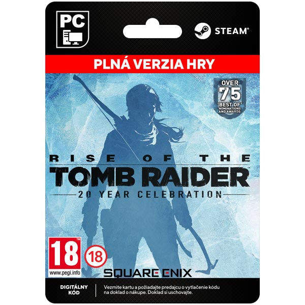Rise of the Tomb Raider (20 Year Celebration Edition) [Steam]