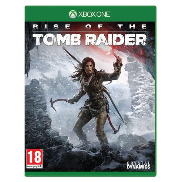 Rise of the Tomb Raider [XBOX ONE] - BAZÁR (použitý tovar)