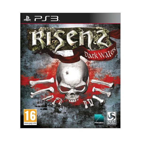 Risen 2: Dark Waters [PS3] - BAZ�R (pou�it� tovar)
