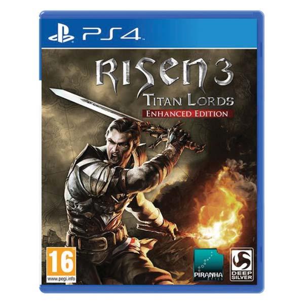 Risen 3: Titan Lords (Enhanced Edition) [PS4] - BAZÁR (použitý tovar)