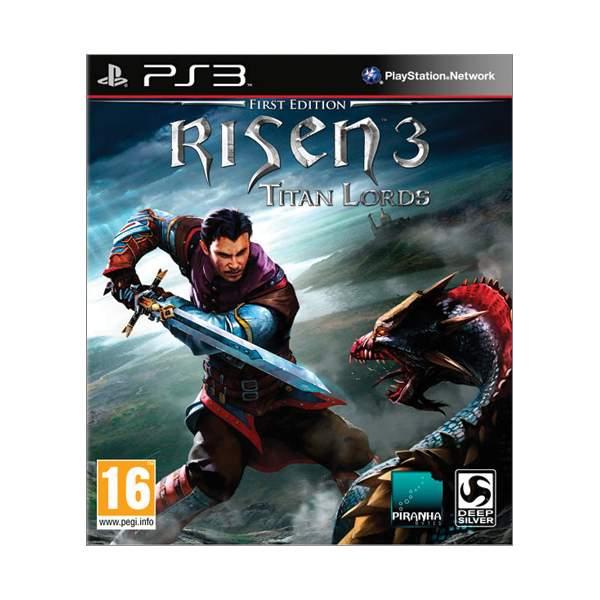 Risen 3: Titan Lords [PS3] - BAZÁR (použitý tovar)