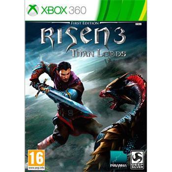 Risen 3: Titan Lords [XBOX 360] - BAZÁR (použitý tovar)