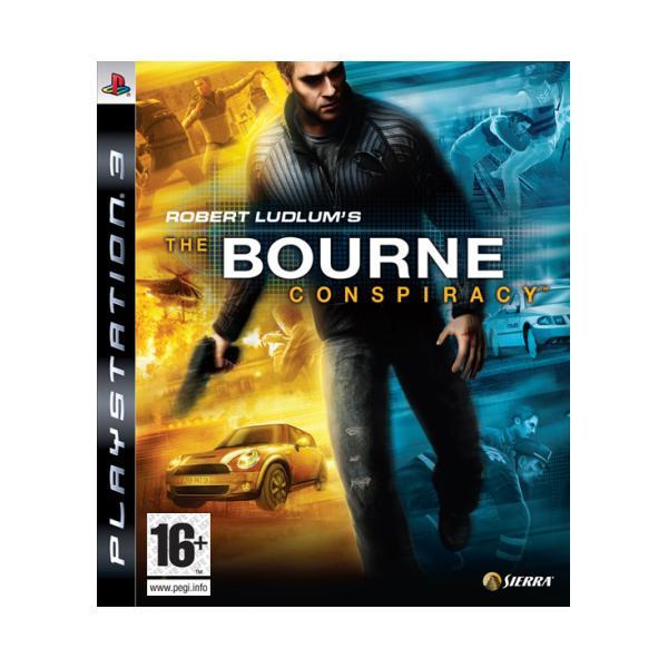 Robert Ludlum's: The Bourne Conspiracy [PS3] - BAZÁR (použitý tovar)