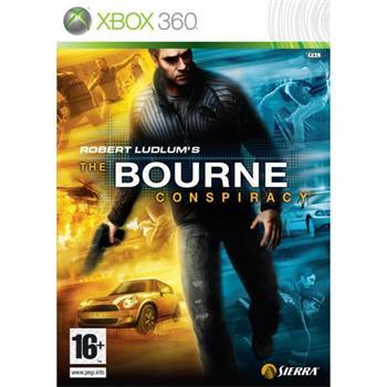 Robert Ludlum's: The Bourne Conspiracy- XBOX 360- BAZÁR (použitý tovar)