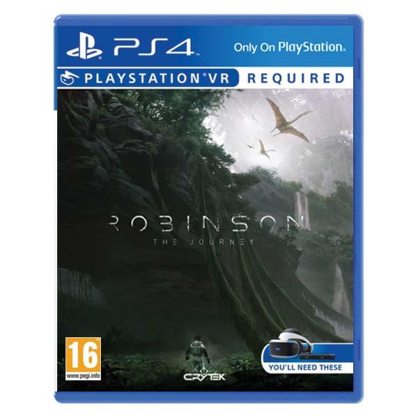 Robinson: The Journey [PS4] - BAZÁR (použitý tovar)