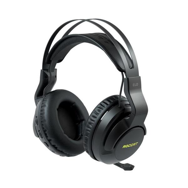 Roccat Elo 7.1 Air, bezdrôtový headset s priestorovým zvukom