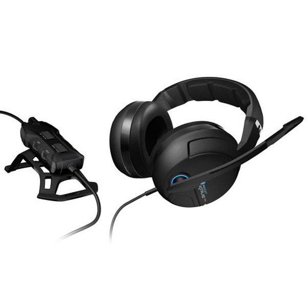 ROCCAT Kave XTD 5.1 Analog - Premium 5.1 Surround Sound Analog Gaming Headset