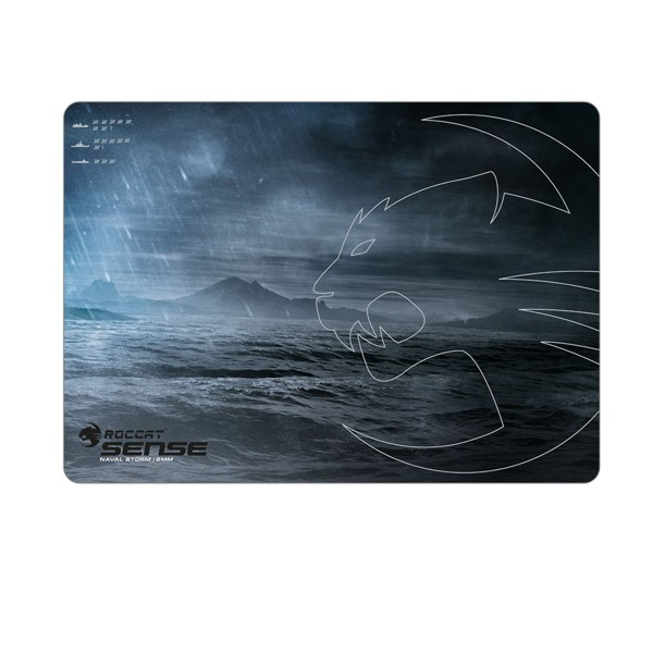 Roccat Sense Naval Storm 2mm - High Precision Gaming Mousepad