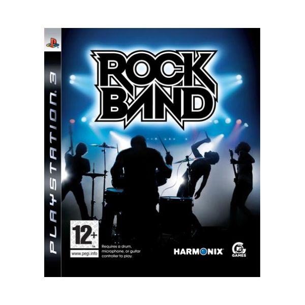 Rock Band [PS3] - BAZÁR (použitý tovar)