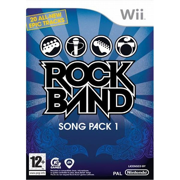 Rock Band: Song Pack 1