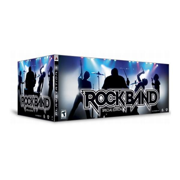 Rock Band (Special Edition) PS3