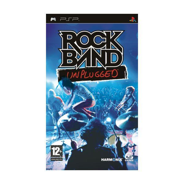 Rock Band: Unplugged [PSP] - BAZÁR (použitý tovar)