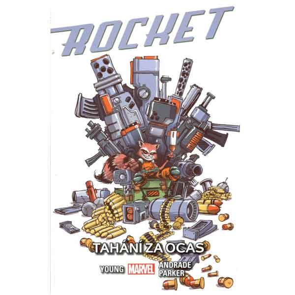 Rocket 2  Tahání za ocas 86674307992