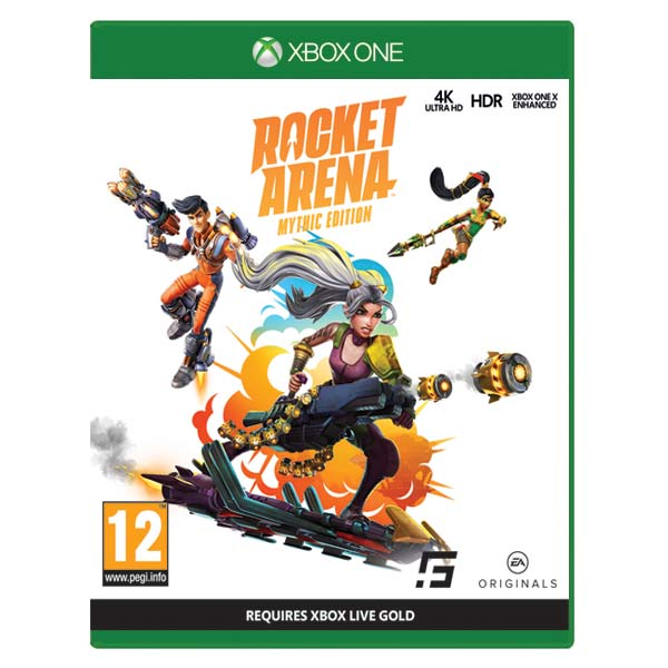 Rocket Arena (Mythic Edition)