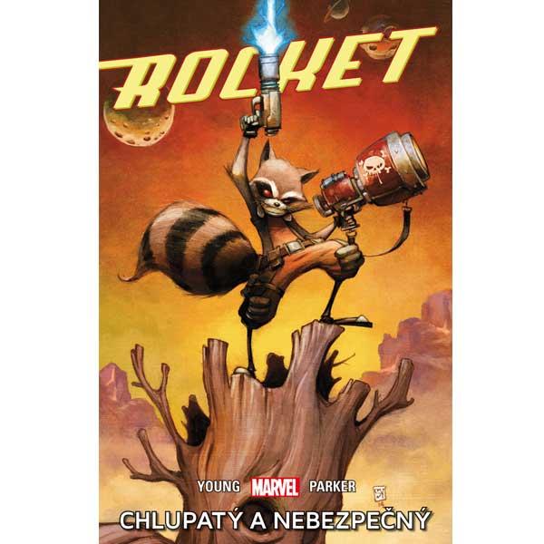 Rocket: Chlupatý a nebezpeèný