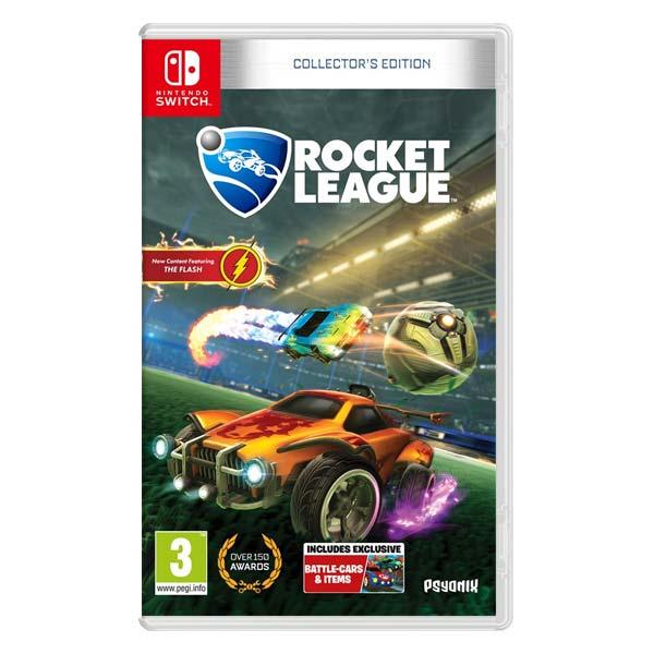 Rocket League (Collector's Edition) [NSW] - BAZÁR (použitý tovar)