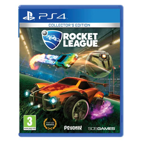Rocket League (Collector's Edition) [PS4] - BAZÁR (použitý tovar)