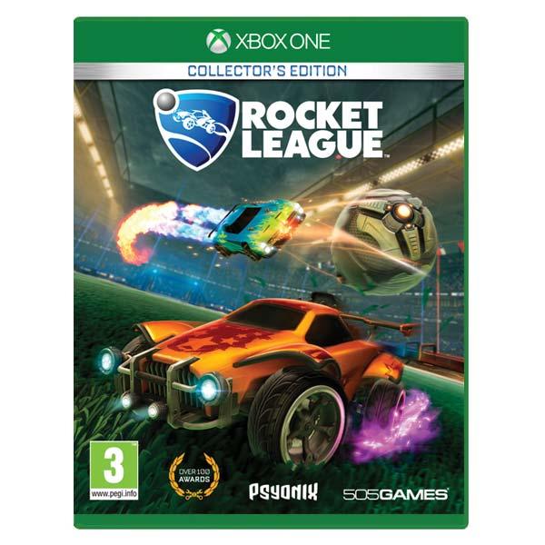 Rocket League (Collector's Edition) [XBOX ONE] - BAZÁR (použitý tovar)