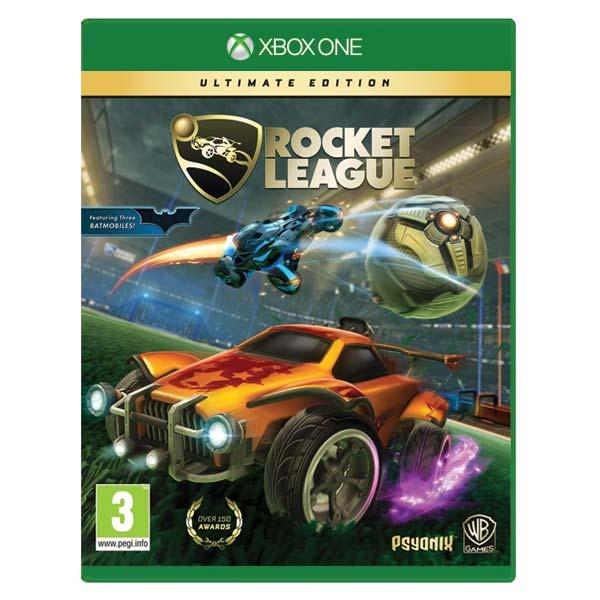 Rocket League (Ultimate Edition) [XBOX ONE] - BAZÁR (použitý tovar)