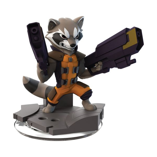 Rocket Raccoon (Disney Infinity 2.0: Marvel Super Heroes)