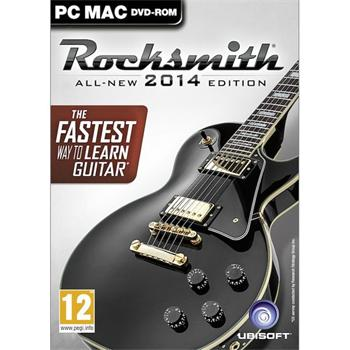 Rocksmith (All-New 2014 Edition) + Real Tone Cable