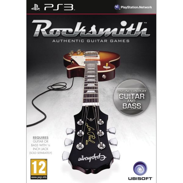 Rocksmith: Anyone Can Play Guitar and Bass