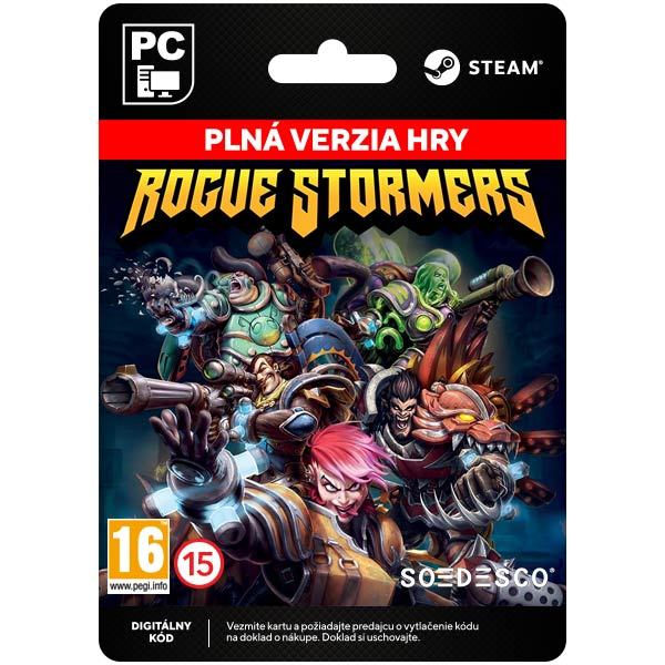 Rogue Stormers [Steam]