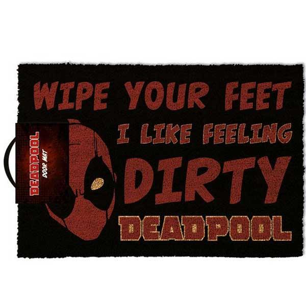 Rohožka Deadpool Dirty Feeling (Marvel)