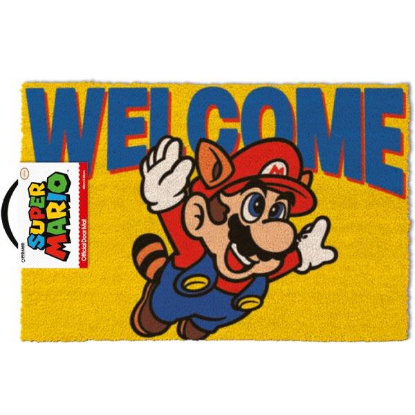 Rohožka Super Mario Welcome (Super Mario)