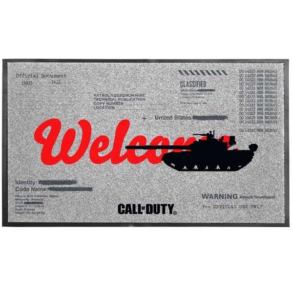 Rohožka Welcome Doormat (Call of Duty)