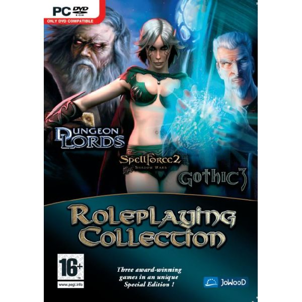 Roleplaying Collection (Dungeon Lords + SpellForce 2: Shadow Wars + Gothic 3)