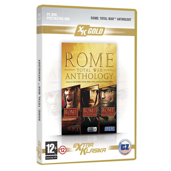 Rome: Total War Anthology CZ