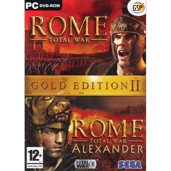 Rome: Total War (Gold Edition 2)