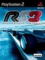 RS3: Racing Simulation Three [PS2] - BAZÁR (použitý tovar)