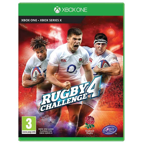 Rugby Challenge 4 XBOX ONE