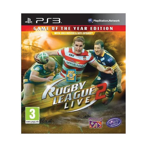 Rugby League Live 2 (Game of the Year Edition)