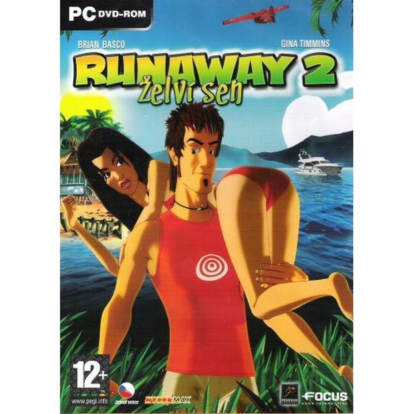 Runaway 2: Korytnačí sen CZ
