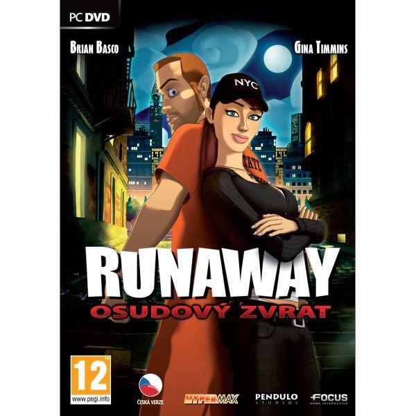 Runaway 3: Osudový zvrat CZ PC