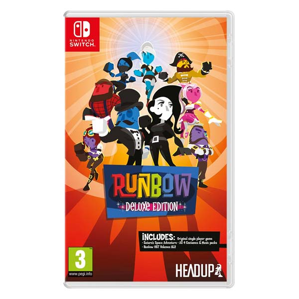 Runbow (Deluxe Edition) NSW